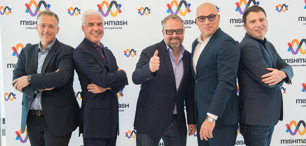 Mishmash Takes the Stage to Shine an International Spotlight on Montreal Creativity